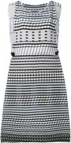 Issey Miyake pleated midi dress - women - Polyester - 2