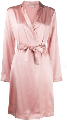 La Perla Tie-Waist Robe