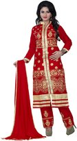 Swara Indian Bollywood Ethnic Women Straight Suit Wedding Salwar Kameez Dress