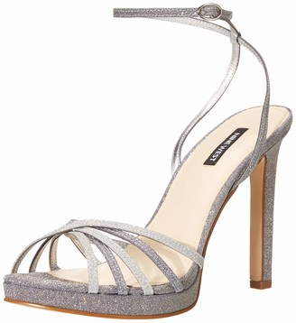 Nine West Women's wnLORELLE3 Heeled Sandal