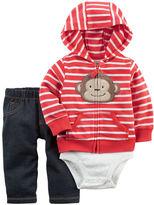 Carter's 3-Piece Little Jacket Set
