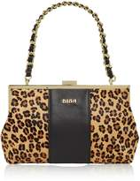 Biba Lottie frame clutch bag