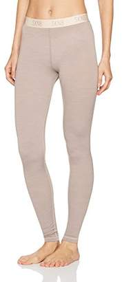 Skiny Active Wool Women Leggings Lang Thermal Trousers,18 (Size: )