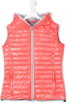 Duvetica Kids - padded vest - kids - Cotton/Feather Down/Polyamide - 14 yrs