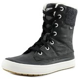 Keds Juliet Women Round Toe Synthetic Black Winter Boot.