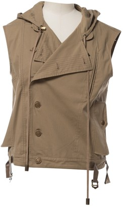 Christian Dior Khaki Cotton Jackets