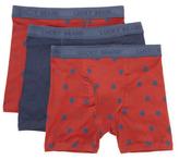 Lucky Brand Cotton Boxer Briefs (3 PK)