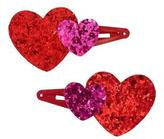 Gymboree Heart Clips