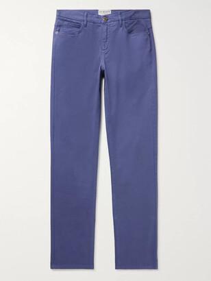 JAMES PURDEY & SONS Stretch-Denim Jeans - Men - Blue