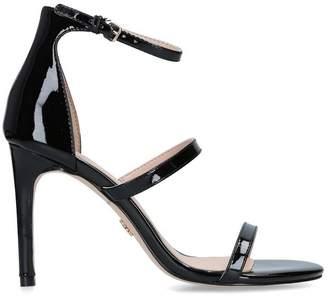 Kurt Geiger London Womens Ladies Black Patent Heels - Black