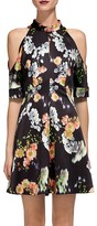 Whistles Josephine Floral-Print Dress