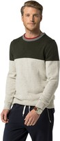 Tommy Hilfiger Colorblock Crewneck Sweater