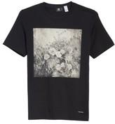 Paul Smith Men's Flower Graphic T-Shirt