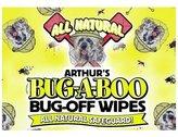 Arthur's Bug-a-Boo Bug-Off 25 CT Wipes