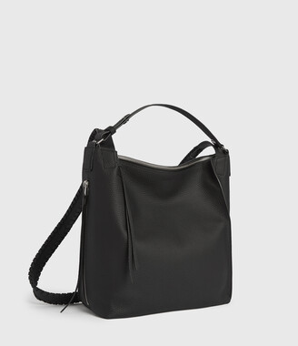AllSaints Kita Small Leather Backpack