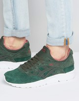 Asics Gel-lyte V Christmas Pack Trainers In Green H6r2l 8082