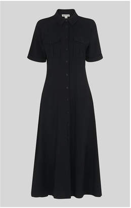 Whistles Maria Pocket Longline Dress