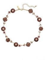 Kate Spade 'trellis Blooms' Collar Necklace