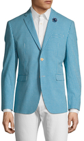Original Penguin Cotton Seersucker Sportcoat