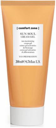 Comfort Zone Sun Soul Cream Gel Tan Maximiser 200ml