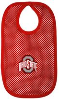 Baby Two Feet Ahead Ohio State Buckeyes Pin Dot Bib