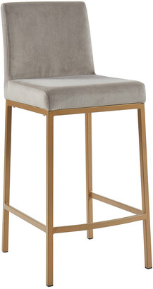 Worldwide Homefurnishings Worldwide Home Set Of 2 Diego Counter Stool