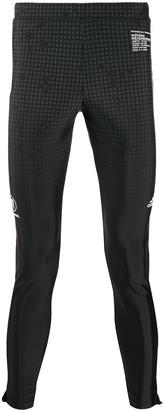 adidas x Neighborhood logo detail track pants