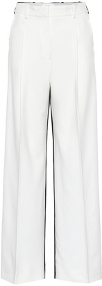 Racil Peter crepe wide pants