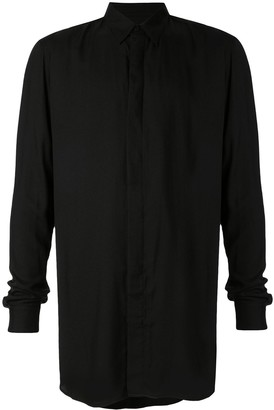 Julius long oversized shirt