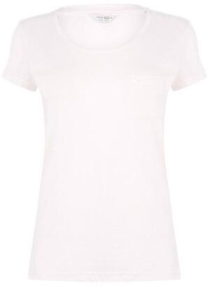 Jack Wills Fullford Scoop Neck T Shirt