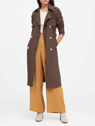 Banana Republic JAPAN EXCLUSIVE Oversized Soft Trench Coat