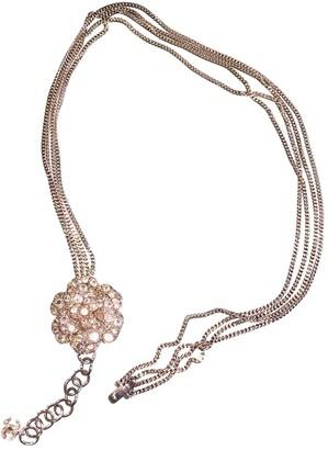 Chanel Silver Chain Belts