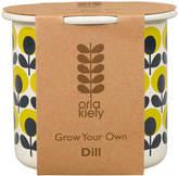Orla Kiely Grow Your Own Dill Set