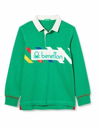 United Colors of Benetton (Z6ERJ) Boys' Maglia Polo M/L Shirt