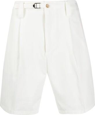 Dolce & Gabbana pleated detail shorts