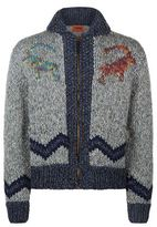 Missoni Hand Knit Cardigan