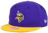 New Era Babies' Minnesota Vikings My 1st 9FIFTY Snapback Cap