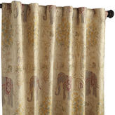 "Pier 1 Imports Elephant Tapestry 84"" Curtain"