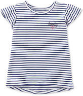 Carter's Poppy Stripe Shirt, Little Girls & Big Girls