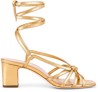 Loeffler Randall Libby Knotted Wrap Heel