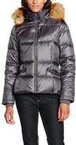 Naf Naf Women's BU-Max K1 Jacket,UK