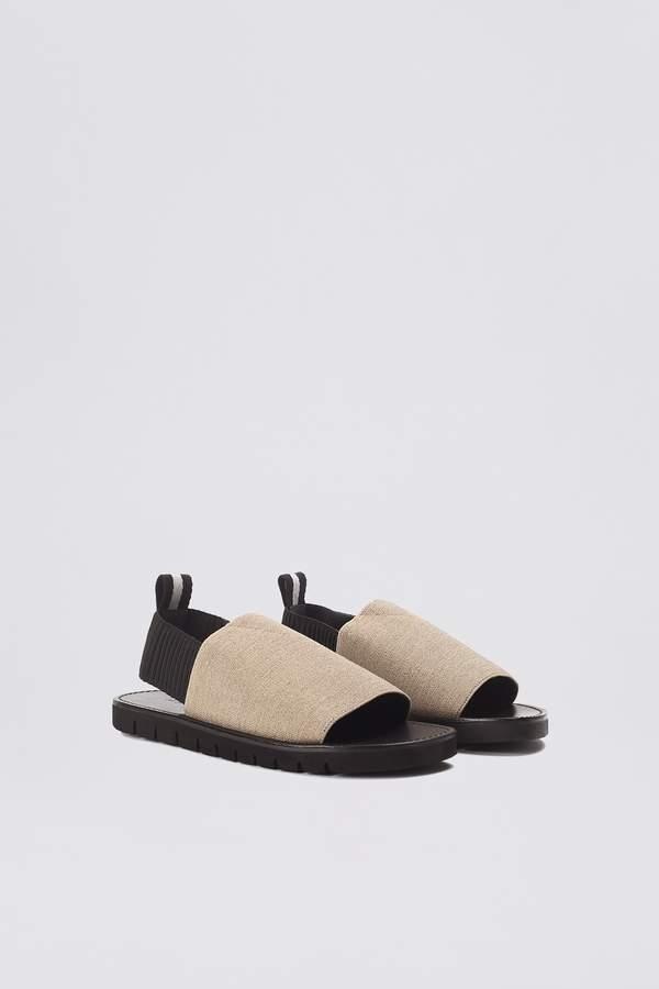 3.1 Phillip Lim Elastic Strap Sandal