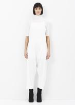 Rachel Comey white alcott jumpsuit