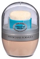 Physicians Formula Mineral Wear Talc-Free Mineral Airbrushing Loose Powder, Natural Beige, 0.35 Ounce