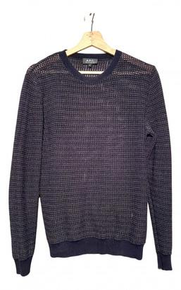 A.P.C. Black Cotton Knitwear & Sweatshirts