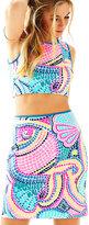 Lilly Pulitzer Kennedy Crop Top & Skirt Set