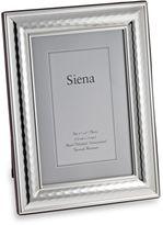 Siena Hammered Silver Plated Frame