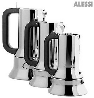 """Alessi """"9090"""" Espresso Coffee Maker"""