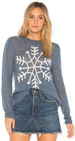 Wildfox Couture First Snow Pullover Sweater