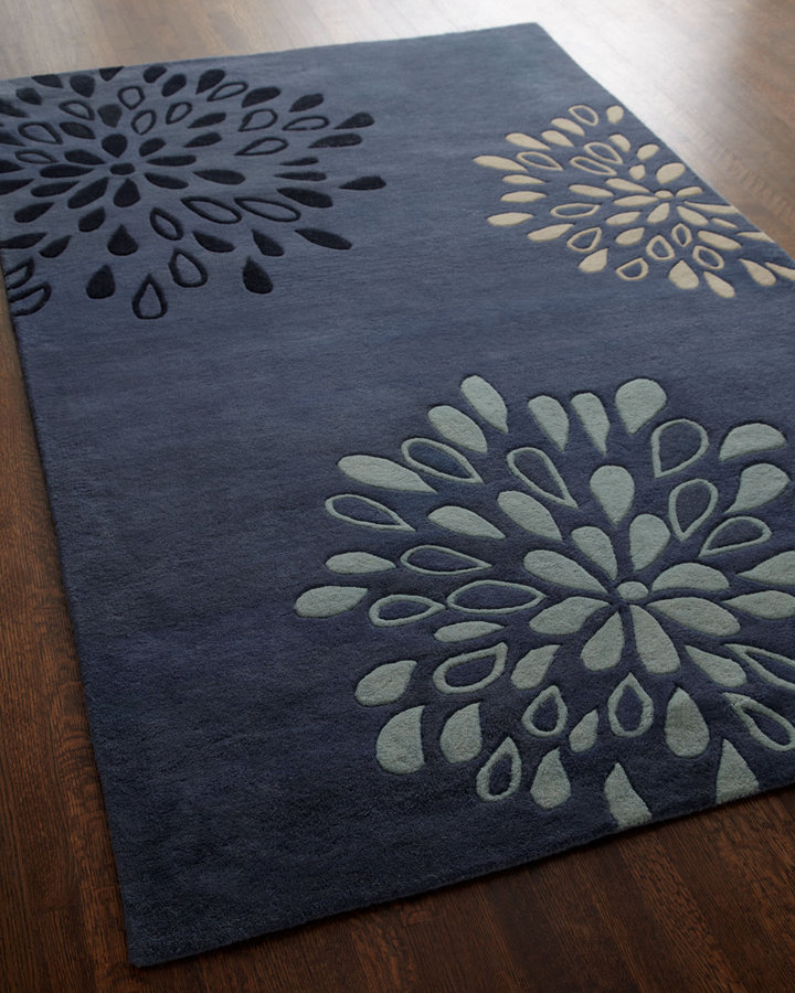 """Horchow """"Tranquility"""" Rug"""